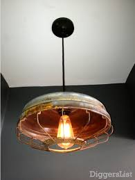steampunk lighting. Steampunk Hanging Light. Lighting