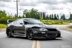 Toyota Supra Black | Pin X Cars