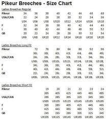 Pikeur Diana Size Chart Amazing Price 959f7f89d Size Chart Pikeur Pedromazon Com
