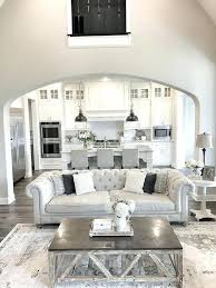 all white living room open layout in repose gray pertaining to rug prepare 10