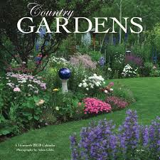 country gardens. Country Gardens Calendar 2018 P