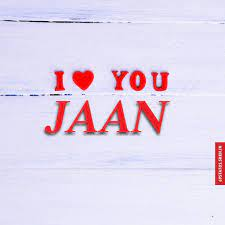 🔥 I Love You jaan images hd Download ...