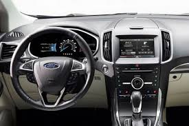 2018 ford edge. perfect edge 2018 ford edge interior in ford edge