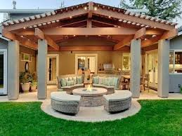 Mid Century Modern Patio Covers Attached Patio Cover Designs 1