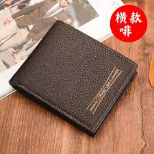 details about dibao leo rfid blocking mens leather bifold wallet window id card passcase