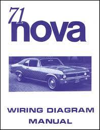 1971 nova parts literature multimedia literature wiring 1971 nova wiring diagram