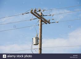 pole electrical transformer stock photos & pole electrical Power Pole Transformer Wiring edmonton, alberta, canada; wooden power pole with a transformer stock image Pole Transformer Wiring Diagrams