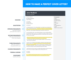 A Cover Letter How to Write a Cover Letter in 24 Simple Steps 24 Examples 1