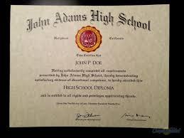 High School Diploma Template Wcc Usa Org