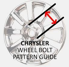 2005 Chrysler 300 Bolt Pattern