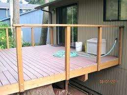 deck railing plans how to build a deck railing wood wood deck railing plans image inspirations deck railing