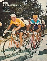 Poulidor and Merckx | Eddy Merckx, Raymond Poulidor; Miroir …