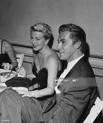 Film and stars Lana Turner and Fernando Ray attending a Hollywood... News  Photo - Getty Images