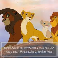 Top 40 Best Love Messages From Disney With Picture Quotes Best Extraordinary Lion King Love Quotes