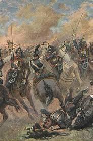 Отечественная война года Мазуровский Виктор Викентьевич Эпизод из сражения при Бородино 1812 года