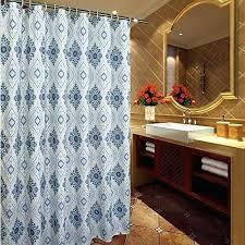 interdesign shower curtains long shower curtain inch fabric waterproof extra long shower curtain extra long shower interdesign shower curtains