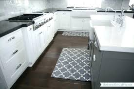 kitchen rugs and runners cotton kitchen rugs rag rug runners washable mats throw west elm kitchen rugs