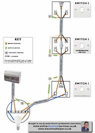 gang way light switch wiring diagram wirdig one way switch two way switch intermediate switch 6 diagrams click on