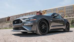 Light Grey Mustang Bidding Farewell To Our Long Term 2018 Ford Mustang Gt