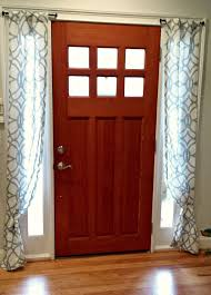 front door side window curtainsCurtains Curtains For Front Door Windows Designs Best 20 Front