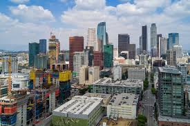 Downtown La Added 7 551 Apartments In The Last Six Years Curbed La