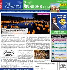 April Edition Of The Coastal Home Insider Pages 1 50
