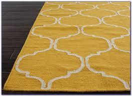 yellow runner rug uk