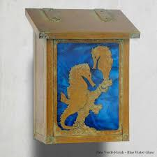 Vertical wall mount mailbox Victorian Seahorse Vertical Wall Mount Mailbox Bowenislandinfo Seahorse Vertical Wall Mount Mailbox Americas Finest Lighting Co