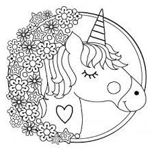 Get crafts, coloring pages, lessons, and more! Unicorns Free Printable Coloring Pages For Kids