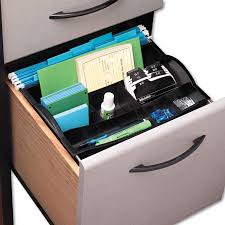 Convert Cabinet To File Drawer Rub11916ros Plastic Drawer Organizers By Rubbermaid