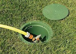graf water connection box rainwater collection and stormwater management
