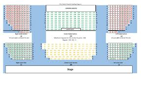 Benson Auditorium Seating Chart About Us Cal Center