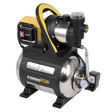 Anndora.De | Powerplus Hauswasserwerk 1200 Watt Für 3.800 Liter