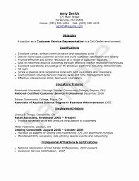 Resume Call Center Sample 24 Best Of Photograph Of Sample Resume Format For Call Center Agent 22