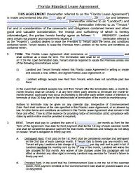 lease agreement florida word resume pdf lease agreement florida word florida residential lease agreement pdf word doc florida residential lease