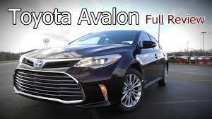 2017 avalon. Brilliant Avalon 2017 Toyota Avalon Full Review  XLE Plus Premium Touring Limited U0026  Hybrid  YouTube Inside Avalon