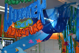 office bay decoration themes. Unique Decoration Meanwhile The Group With Underwater Sea Adventure Theme Charmed  Judges Into Awarding 2000 Peso Price To Them As They Decorated Their Place  For Office Bay Decoration Themes L