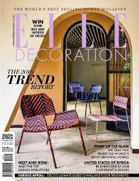 Small Picture THE NEXT THE NOW 2016 TRENDS ISSUE Elle Decoration