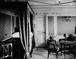 Wonderful Titanic First Class Suite Bedroom Steamship Reference
