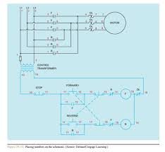 circuit diagram single phase electric motor images engineering contactor wiring diagram motor diagram and circuit schematic