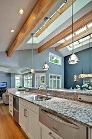 sloped ceiling lighting. Pendant Lighting For Sloped Ceilings Light Vaulted Ceiling Open Concept Great Room With G