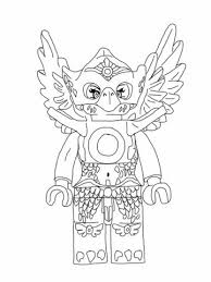 Small Picture Lego Chima Coloring Pages Eagle Alexs stuff Pinterest