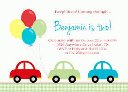 Car Birthday Invitations Car Birthday Party Paloma Paper Designs