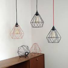 cage lighting. NEW: Industrial Copper Cage Light Lighting