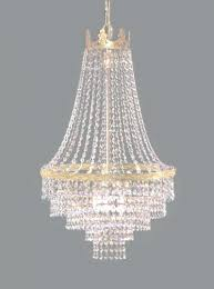 empire crystal chandelier 4 style chandeliers regarding french gallery modern 5 light empire crystal chandelier french gallery