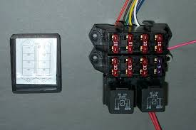 chronus there is also an equivalently sized cirkit fuse block 70107 that has four remote on and three constant on connections that can be used if you have items