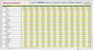 small business accounting spreadsheets and small business balance ...