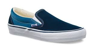 vans 2 tone. vans - slip on pro (two-tone) navy 2 tone