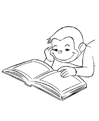 Curious George Coloring Pages Curious Coloring Pages Curious George