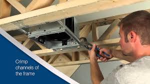 broan ultragreen series ventilation fan installation for new construction you